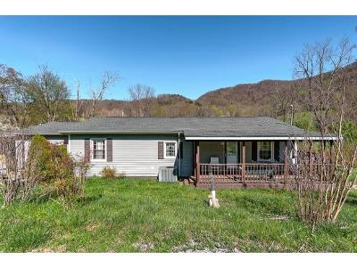 Unicoi Single Family Home For Sale: 345 McCurry Rd