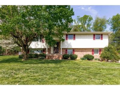 Single Family Home For Sale: 618 Seven Oaks Dr.