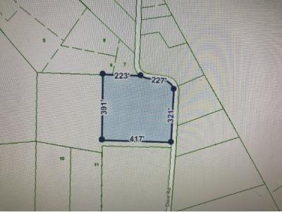 Greene County Residential Lots & Land For Sale: Dixie Road