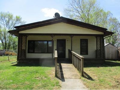 Bristol Single Family Home For Sale: 1618 Georgia Ave