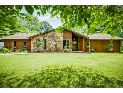 Single Family Home For Sale: 1049 Fall Creek Rd