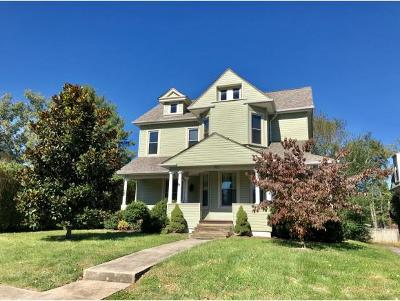 Bristol Single Family Home For Sale: 601 Spruce Street