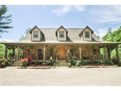 Butler Single Family Home For Sale: 111 Springer Rd