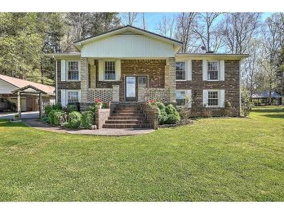 Single Family Home For Sale: 4973 Weaver Pike