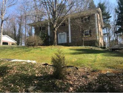 Bristol VA Single Family Home For Sale: $143,950