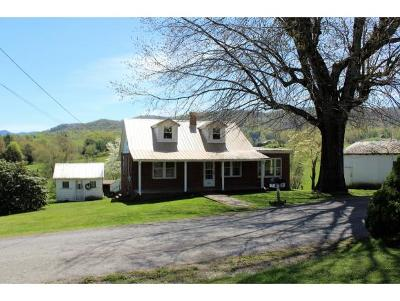 Damascus VA Single Family Home For Sale: $59,900