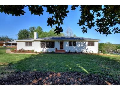 Elizabethton Single Family Home For Sale: 2301 Edgewood Avenue