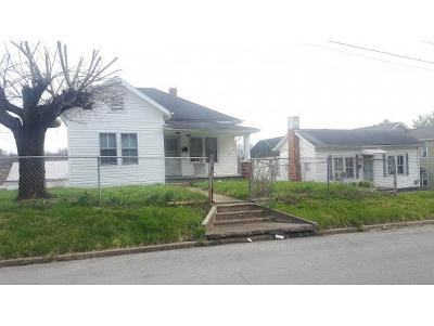 Johnson City TN Single Family Home For Sale: $145,000