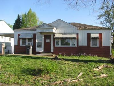 Kingsport Single Family Home For Sale: 216 Bert Street