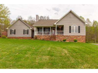 Single Family Home For Sale: 1247 Fordtown Rd
