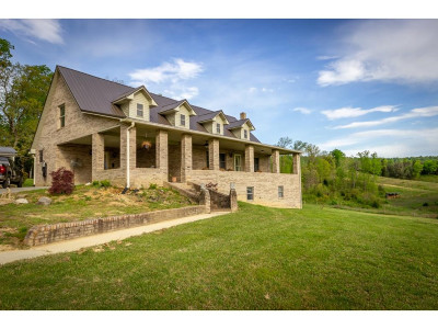 Bulls Gap Single Family Home For Sale: 1396 Hwy 66