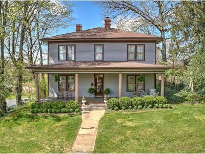 Jonesborough Single Family Home For Sale: 211 East Main Street