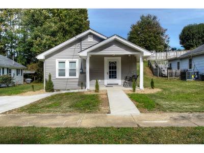 Elizabethton Single Family Home For Sale: 621 West E
