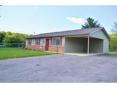 Rogersville Single Family Home For Sale: 327 Guntown Road