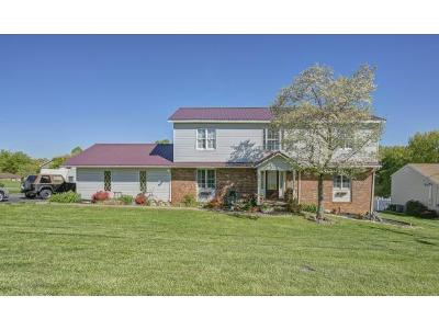 Single Family Home For Sale: 929 Meadow Lane