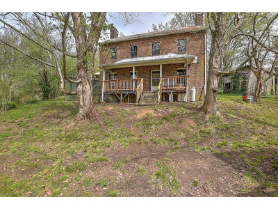 Single Family Home For Sale: 1973 Fordtown Road