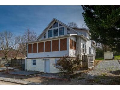 Elizabethton Single Family Home For Sale: 108 West K Street
