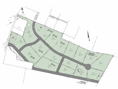 Washington-Tn County Residential Lots & Land For Sale: Lot 1 Bent Oak Dr