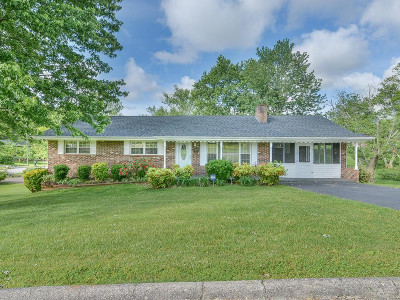 Greene County Single Family Home For Sale: 101 Garden Circle
