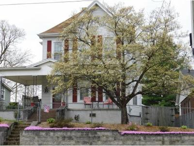 Bristol Single Family Home For Sale: 718 Pennsylvania Avenue