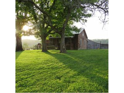 Single Family Home For Sale: 1786 Goshen Valley Road