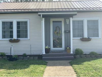 Kingsport Single Family Home For Sale: 1644 Pleasant Ave
