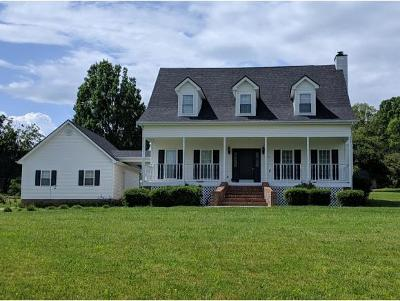 Single Family Home For Sale: 1003 Mitchell Rd