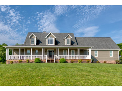 Elizabethton Single Family Home For Sale: 567 Long Hollow Rd