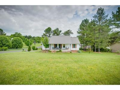 Rogersville Single Family Home For Sale: 178 West Caney Creek Road