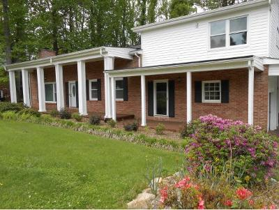 Bristol Single Family Home For Sale: 201 Robin Rd.