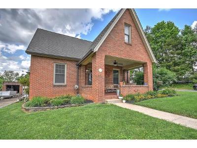 Johnson City, Watauga, Johmson City, Johnosn City, Johnsn City, Johnson, Johnson Ciity, Johnson Citry, Johnson Ctiy Single Family Home For Sale: 717 East Hillcrest