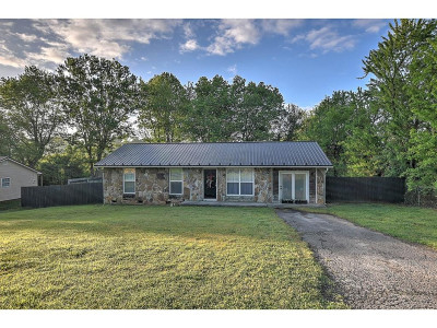 Rogersville Single Family Home For Sale: 127 Cate Lane