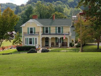 Hawkins County Single Family Home For Sale: 406 E East Main St