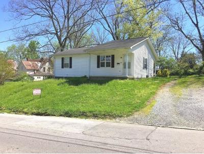 Greeneville Single Family Home For Sale: 403 E Cutler Street