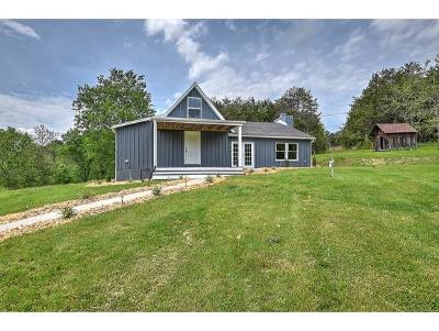Greene County Single Family Home For Sale: 500 War Branch