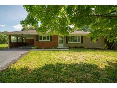 Abingdon Single Family Home For Sale: 346 Morningside Drive