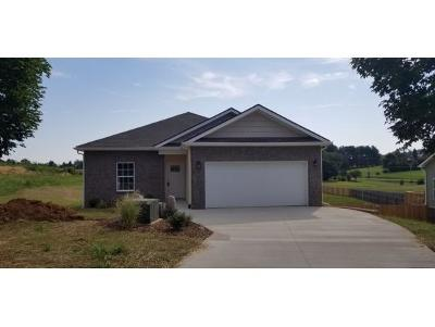 Single Family Home For Sale: 5022 Vista Court