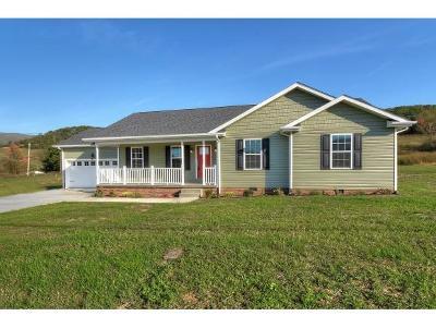 Elizabethton Single Family Home For Sale: 214 Ranger Drive