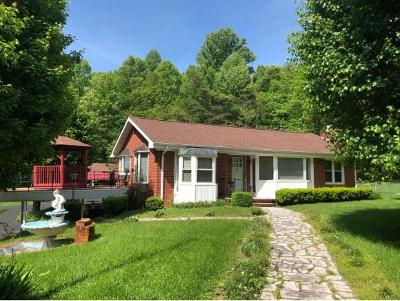 Bristol Single Family Home For Sale: 1739 King College Road