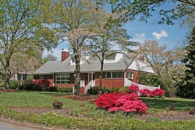 Johnson City Single Family Home For Sale: 700 Hillrise Blvd