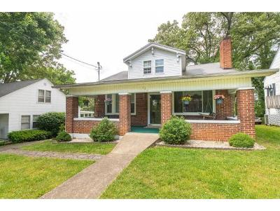Bristol Single Family Home For Sale: 1020 Carolina Avenue