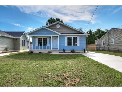 Elizabethton Single Family Home For Sale: 712 North Roan Street