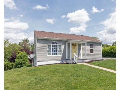 Abingdon Single Family Home For Sale: 345 Lowry Drive