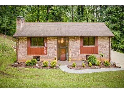 Elizabethton Single Family Home For Sale: 1735 Charlotte Drive