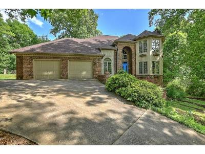 Kingsport Single Family Home For Sale: 1808 Timberwood Circle