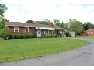 Bristol Single Family Home For Sale: 1087 Highway 126