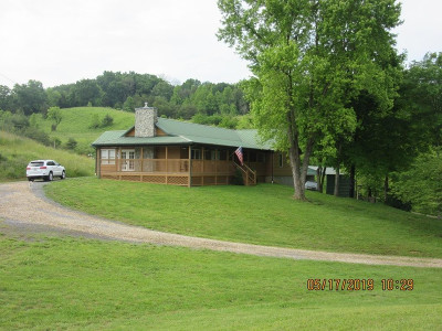 Greene County Single Family Home For Sale: 705 Hawk Hollow