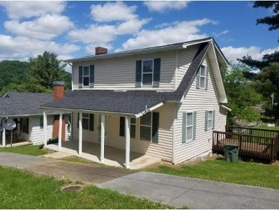 Elizabethton Single Family Home For Sale: 816 Tipton Street
