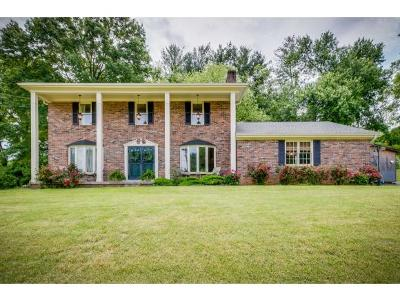 Single Family Home For Sale: 297 Fordtown Road