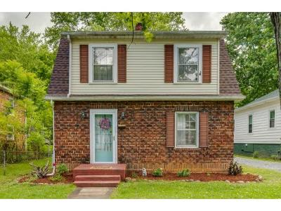 Johnson City TN Single Family Home For Sale: $149,900